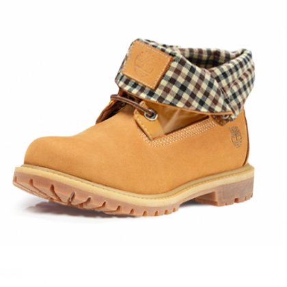 Timberland Mens Rolltop Wheat Gold